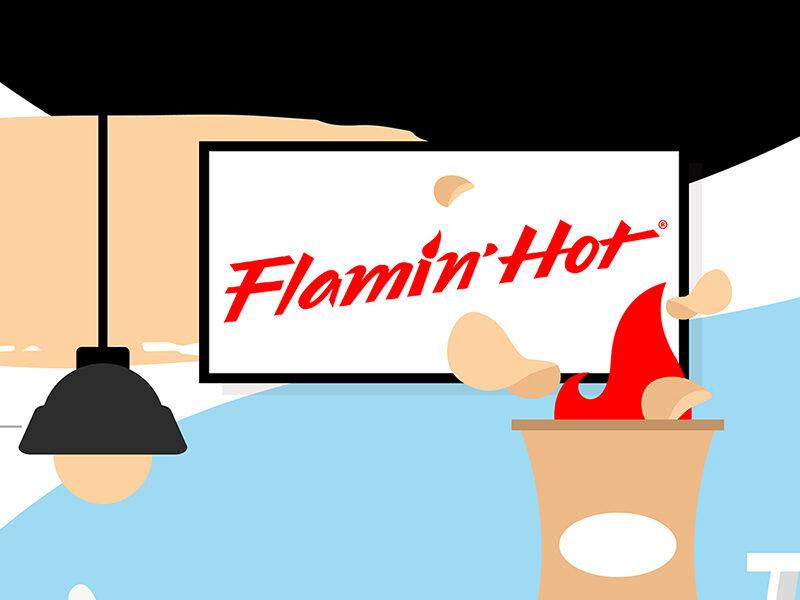 Casos de exito Flamin Hot