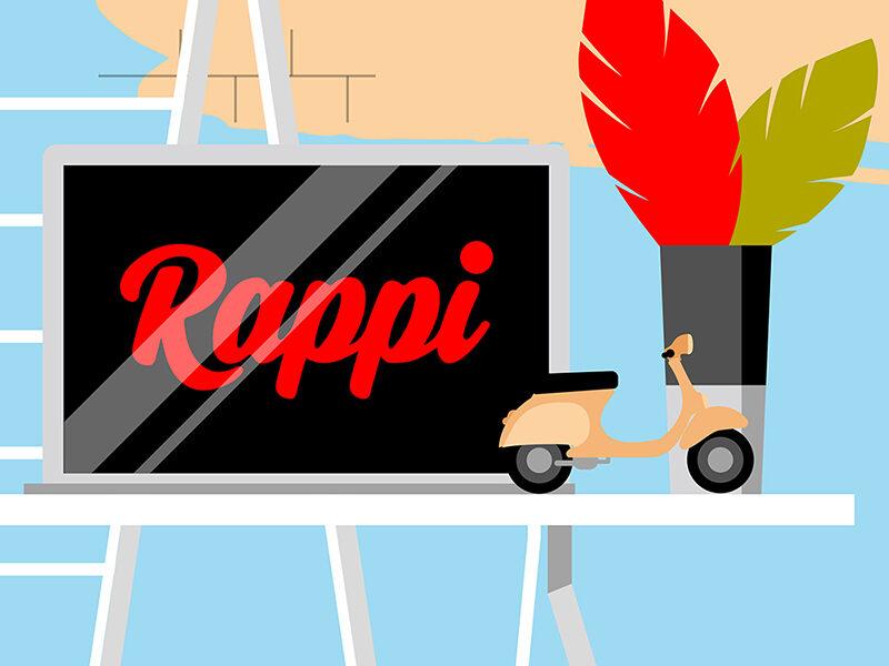 Casos de exito Rappi